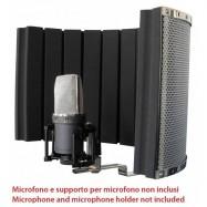 PROEL PRORF02 SCHERMO ANTI RIFLESSO PER MICROFONO