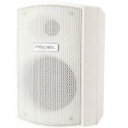 """PROEL XE65TW Diffusore da Installazione 2 VIE 6.5""""/1"""" 80W Bianco"""