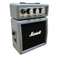 MARSHALL MS-2J SILVER...
