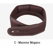 STEFY LINE ST403C TRACOLLA PER CHITARRA/BASSO LARGA 8 CM MARRONE MOGANO