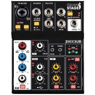 ITALIAN STAGE 2MIX3UB MIXER...