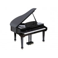 ORLA GRAND 120 PIANOFORTE DIGITALE 88 TASTI GRADED HAMMER ACTION NERO