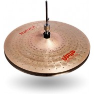 "UFIP Hi-Hat  Natural 14"" Medium"