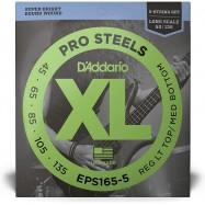 D'ADDARIO EXL165-5 CORDIERA...