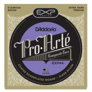 D'ADDARIO EXP44 Extra Hard Tension PER CHITARRA CLASSICA  029/047