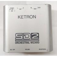 KETRON SD2 MODULO SONORO...