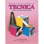 Bastien REWP215I Piano Tecnica Livello Preparatorio