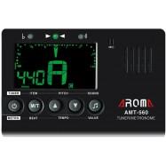AROMA AMT560 Metronomo Accordatore Digitale 3 in1