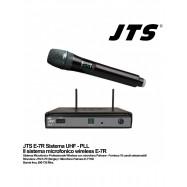 JTS E7-E7THD RADIOMICROFONO...