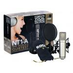 RODE NT1a Complete Vocal Bundle  KIT Microfono da Studio con Accessori