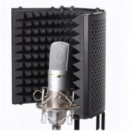 COBRA SA-01 Schermo Isolamento Acustico per Microfono a 3 pannelli