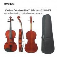 DAM MV012L12 Violino 1/2...