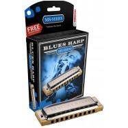 Hohner Blues Harp C Armonica a Bocca Diatonica in Do 20 Voci con Custodia