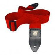 ERNIE BALL 4040 Tracolla Rossa per Chitarra 5 cm
