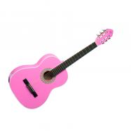 EKO CS10 Pink Chitarra Classica 4/4 Rosa