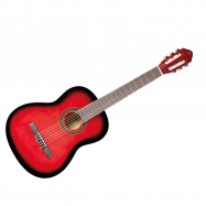 EKO CS10 Chitarra Classica 4/4 Red Burst