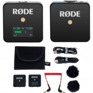 Rode Wireless Go Sistema Microfonico Wireless