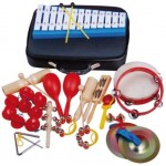 Oqan QPP-17 kIT Percussioni per uso Didattico