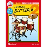 Metodo di batteria Vol. 2 Libro + cd