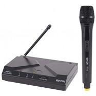 Eikon WM101MV2 Radiomicrofono con trasmettitore Palmare UHF