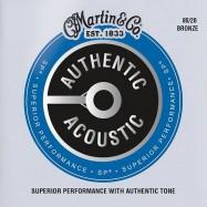 MARTIN M170 AUTHENTIC SP 80/20 CORDIERA X CHIT.ACUSTICA EXTRA LIGHT -010/047