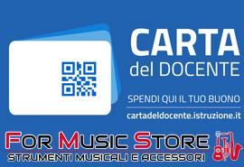 ForMusicStore Usato garantito